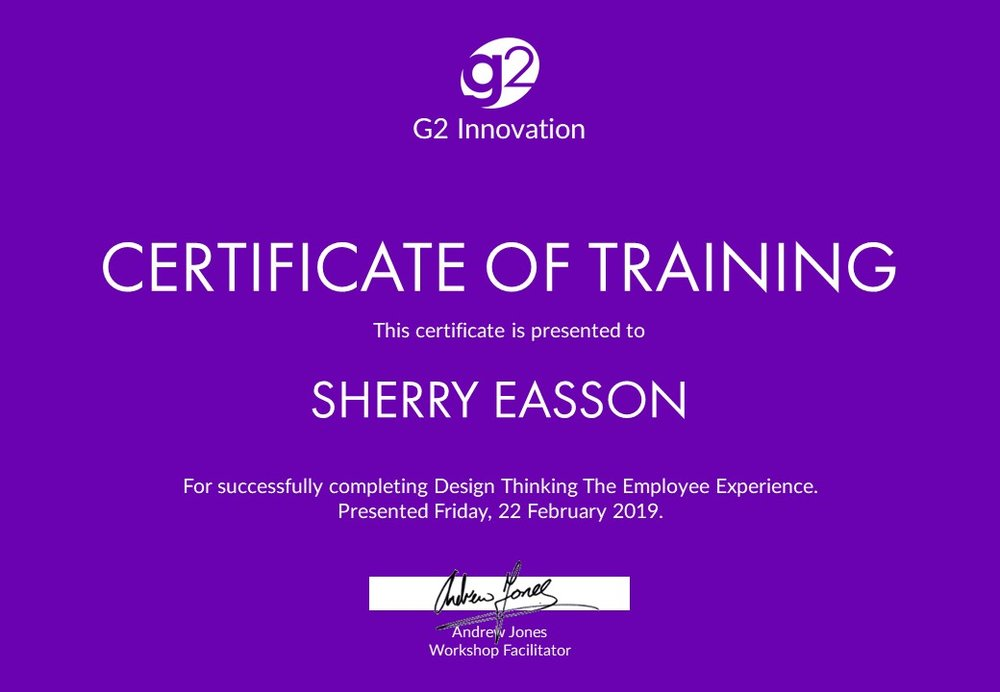 DT Employee Experience Certificate-Sherry Easson.jpg
