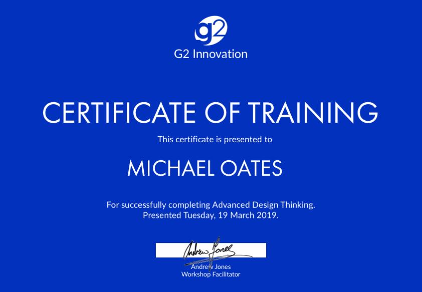 Advanced DT Workshop certificate AJ.png