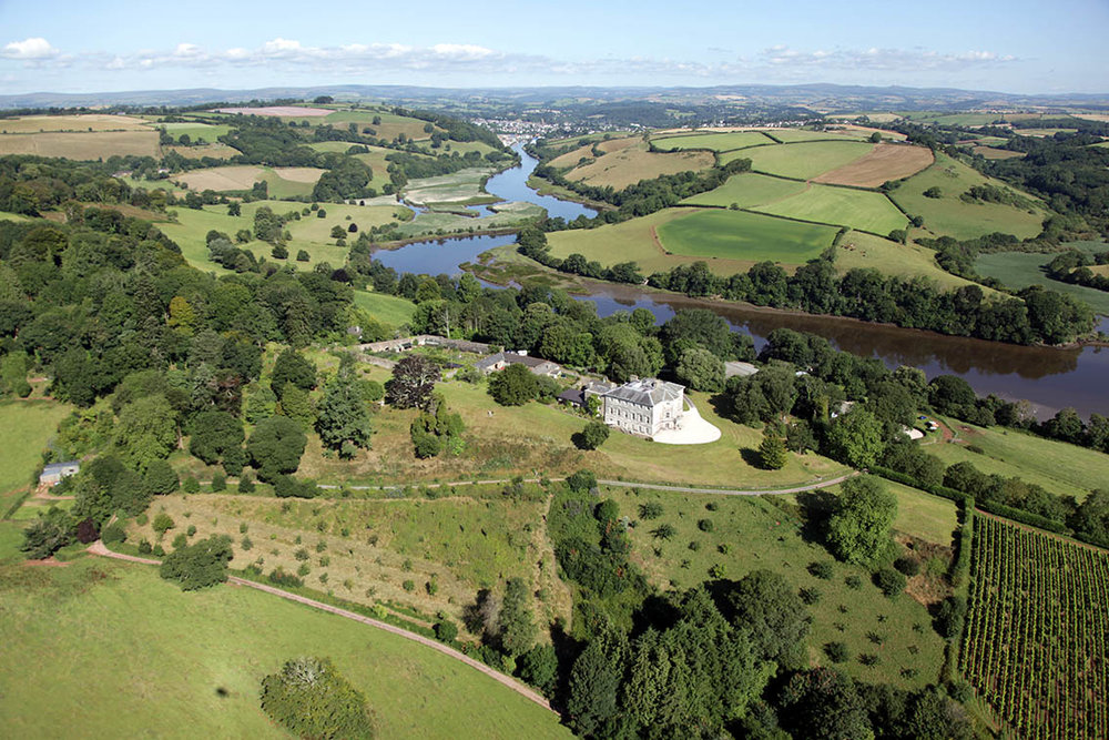 Sharpham House with The River Dart and Totnes in the background_72dpi.jpg
