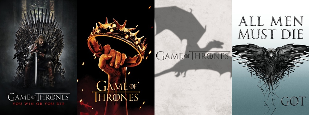 Game of Thrones: Season 1 - 5