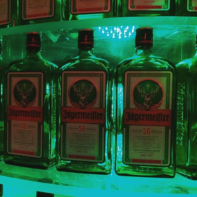 A Jagermeister Christmas #jagermeister #shots #bar #party