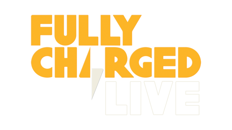 FULLY CHARGED LIVE 2019 IS SPONSORED BY: