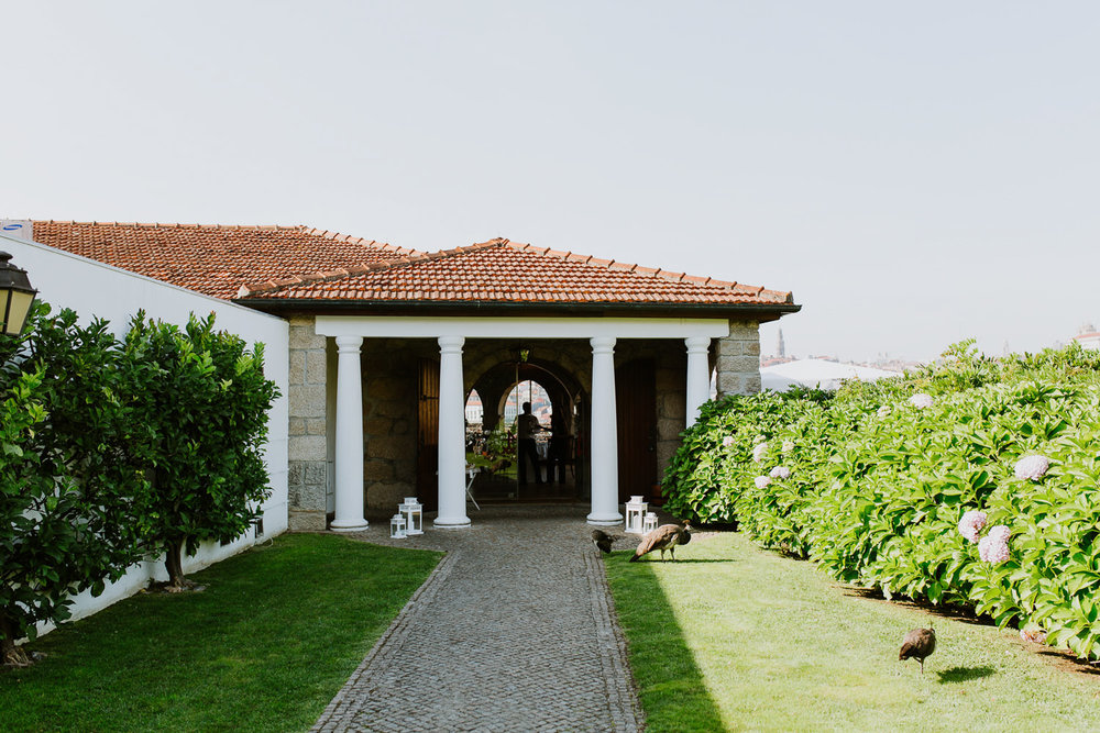 destination wedding Porto Taylors Port Wine
