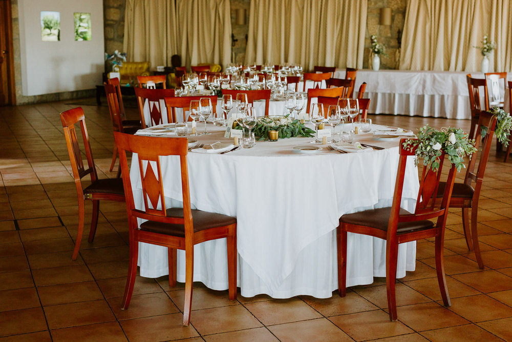 destination wedding decor porto