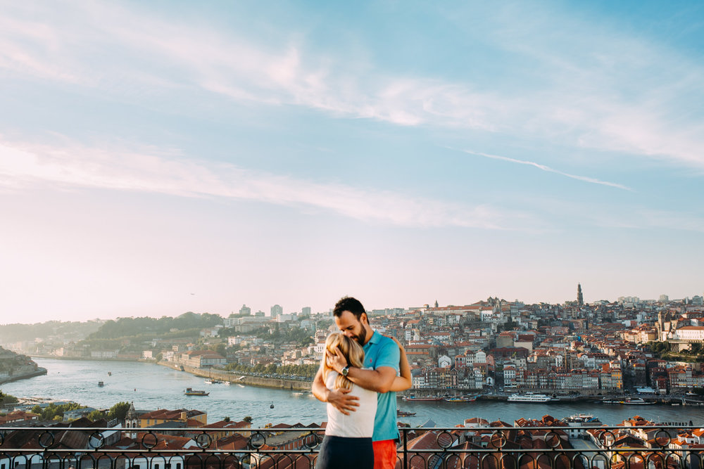 Porto Destination Engagement Session by Arte Magna