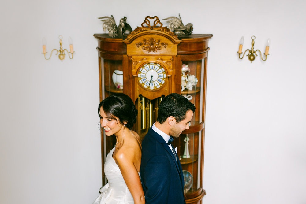 first look wedding portugal