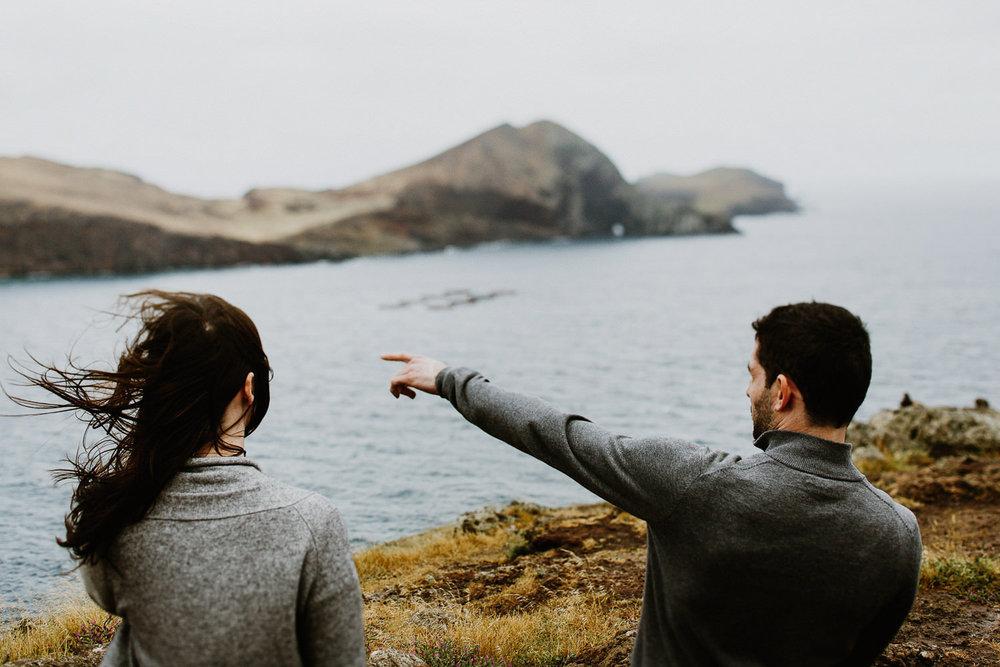 Sessão Noivado Ilha da Madeira