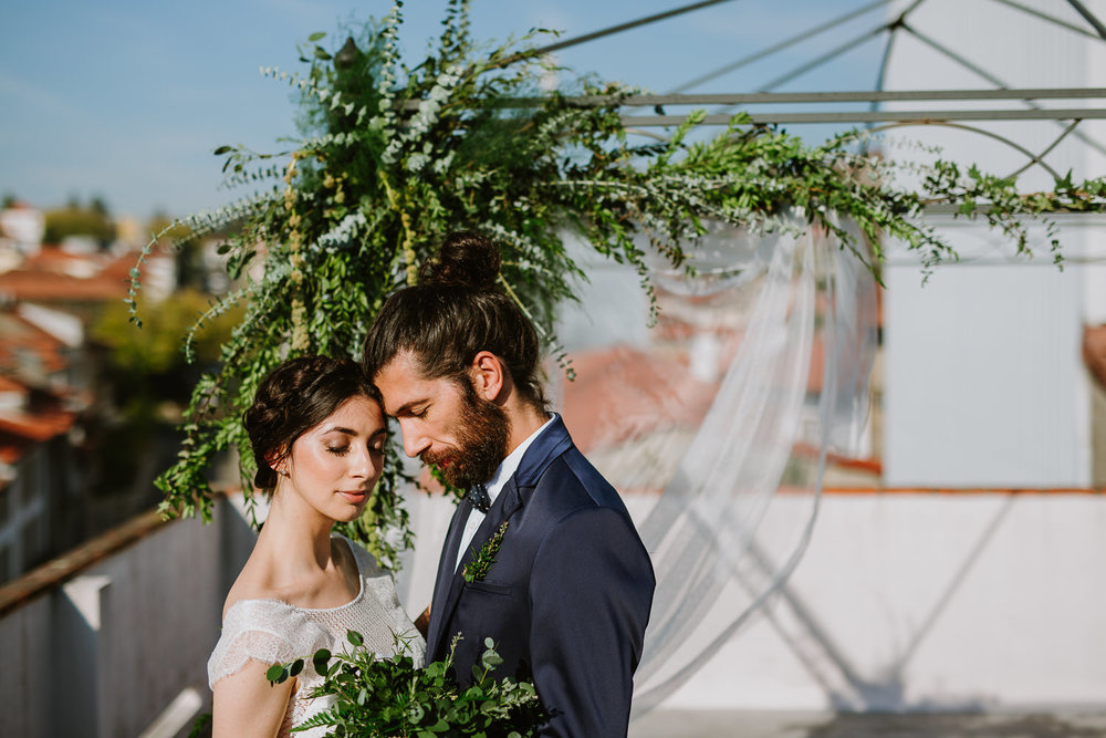 Alternative Wedding Portugal Arte Magna Photography