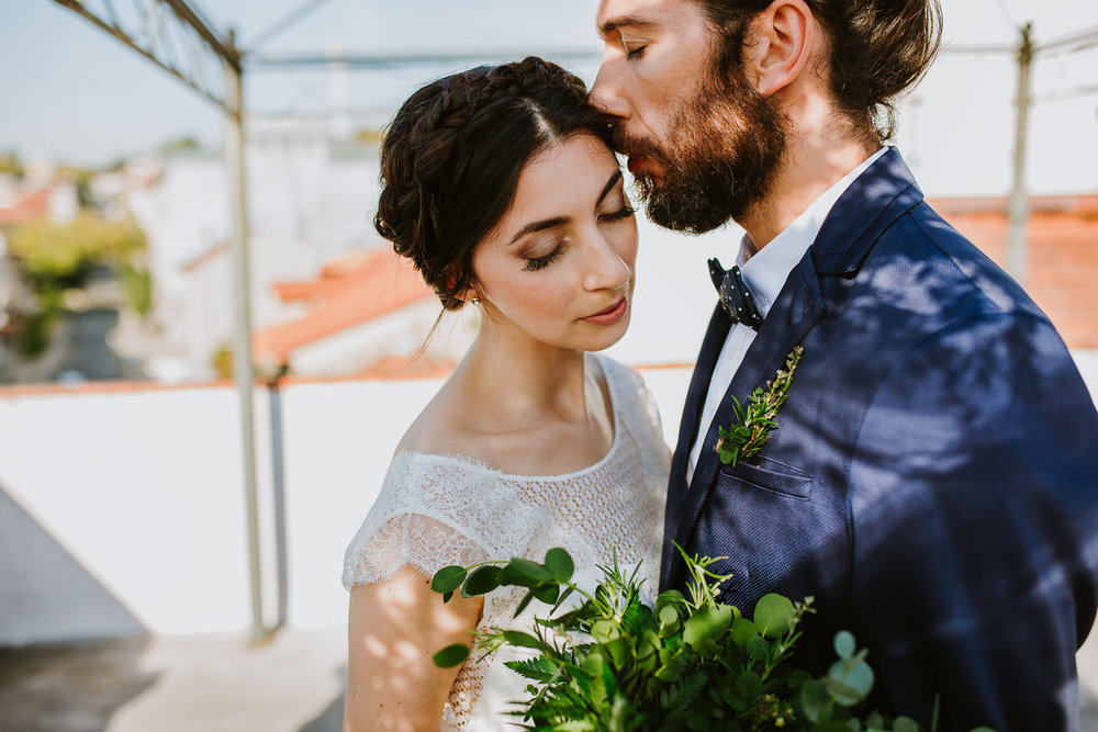 Boho Chic Wedding Inspiration - Porto, Portugal - Arte Magna Pho