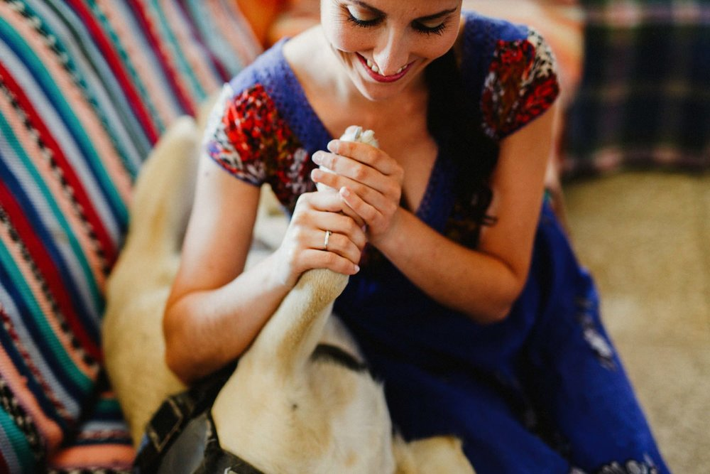 Cachorros em casamentos Portugal Arte Magna Fotografia