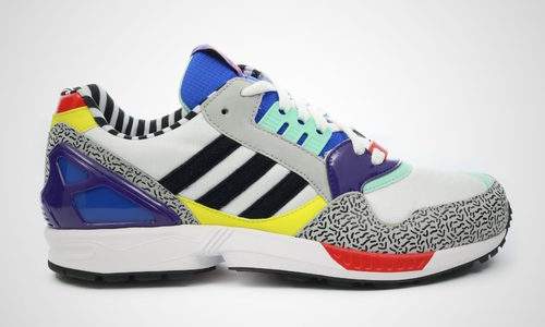 980e3f9b1 Adidas ZX 9000 Memphis Group Collection 2014 Size 49 — BURNRATE