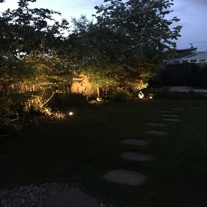 Garden Lighting Edinburgh
