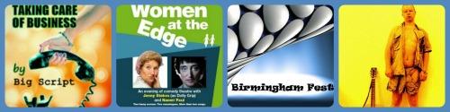 BF Bham Fest Collage