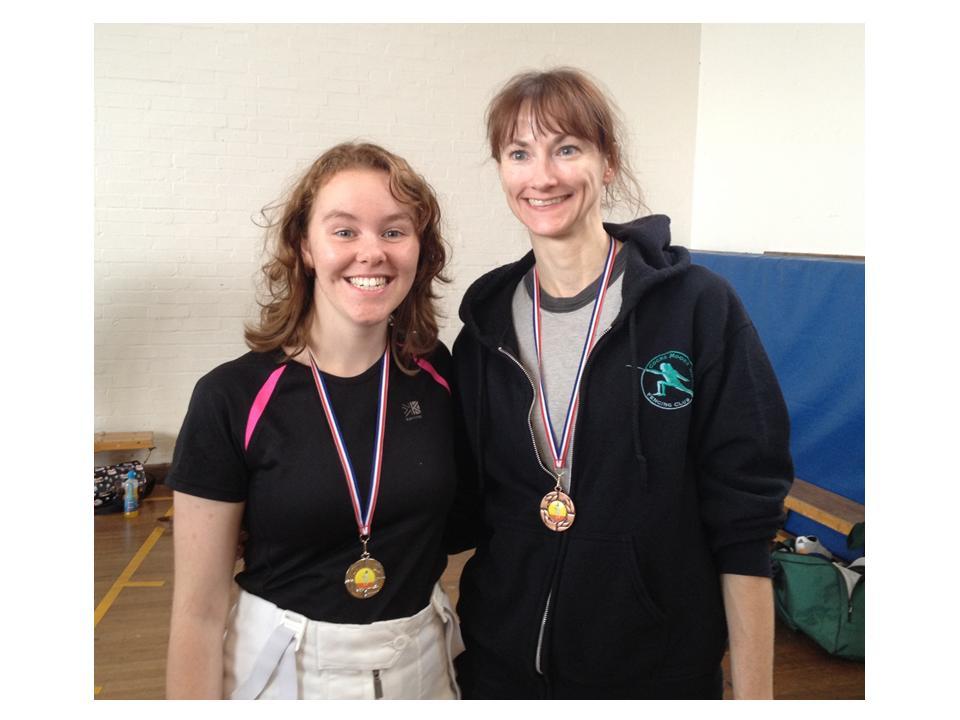 Lucie Brown (Silver), Kelley Costigan (Bronze).jpg