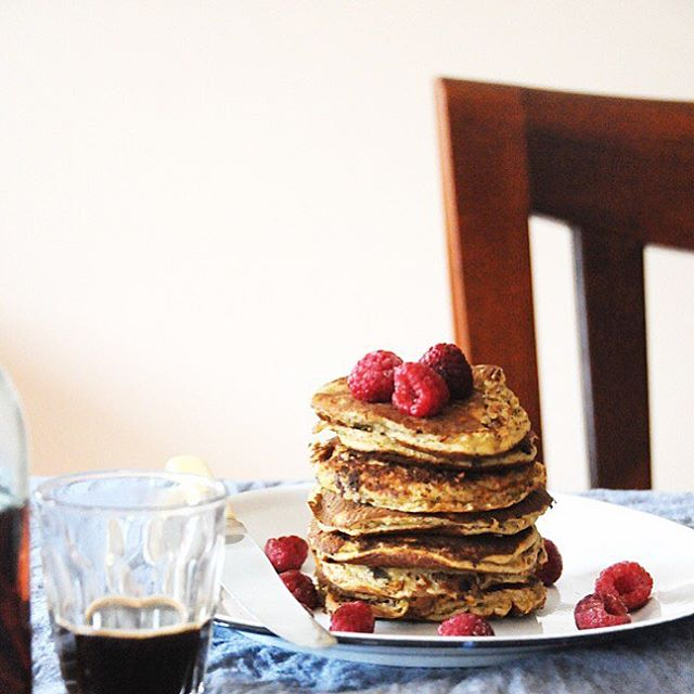 cant believe this was nearly two years ago!!! lazy girl pancakes are in the archives #ontheblog and still one of my fav recipes ❤ #f52grams #feedfeed