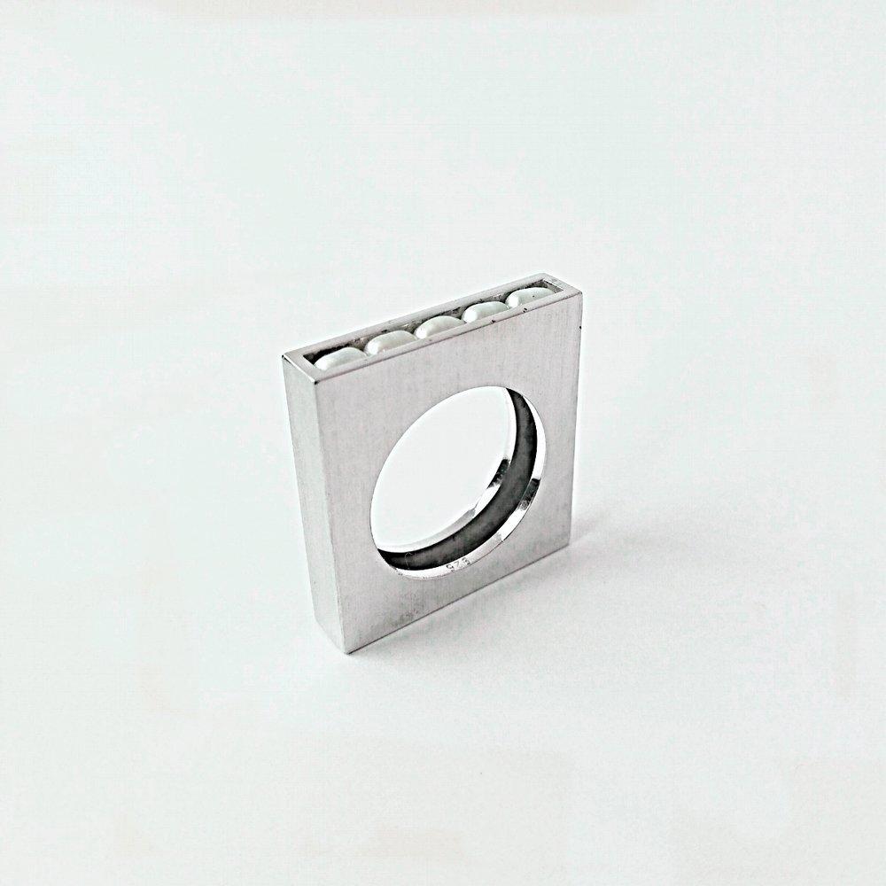 Ring No.2 - Süsswasserzuchtperlen / Silber 925 / Fr. 570.00