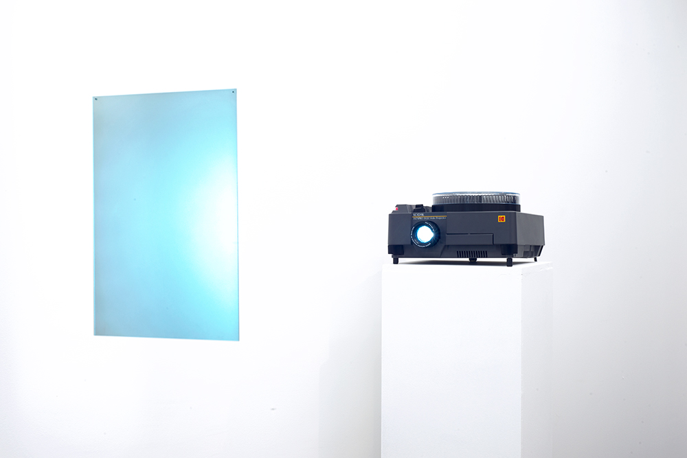 song no.1   Installation View At no.stereo contemporary João Paulo Serafim