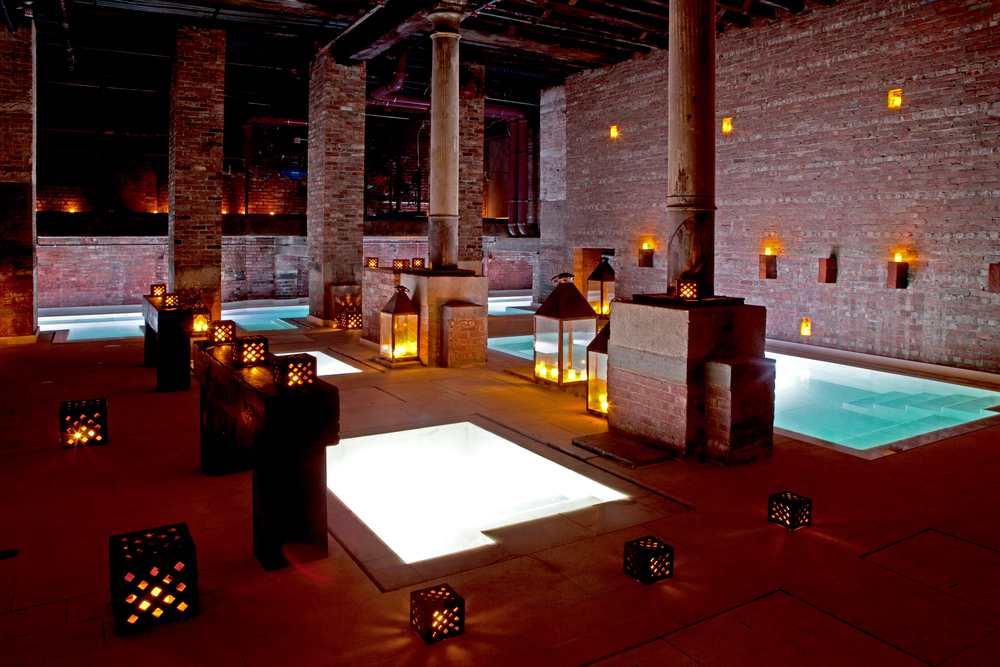Aire Ancient Baths NYC