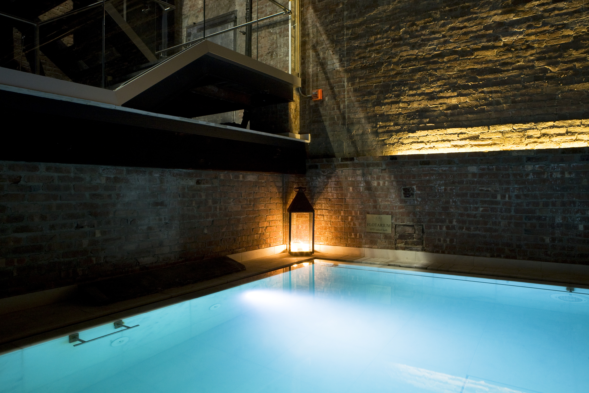 AIRE Ancient Baths NYC Alonso Balaguer New York