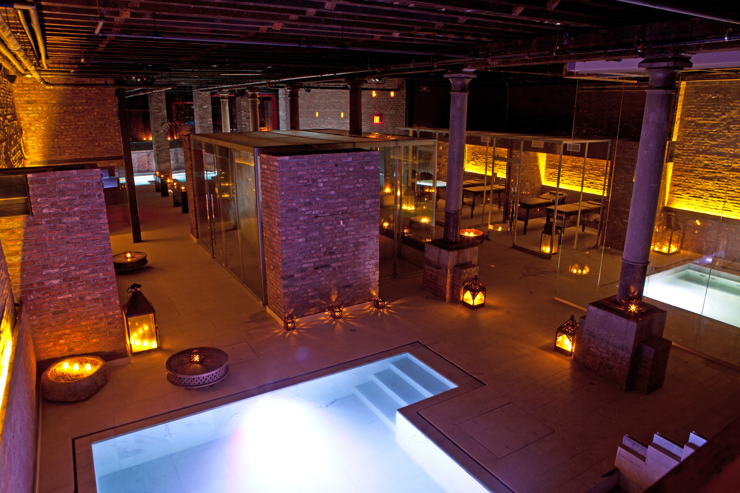 Aire Spa Nyc Hours