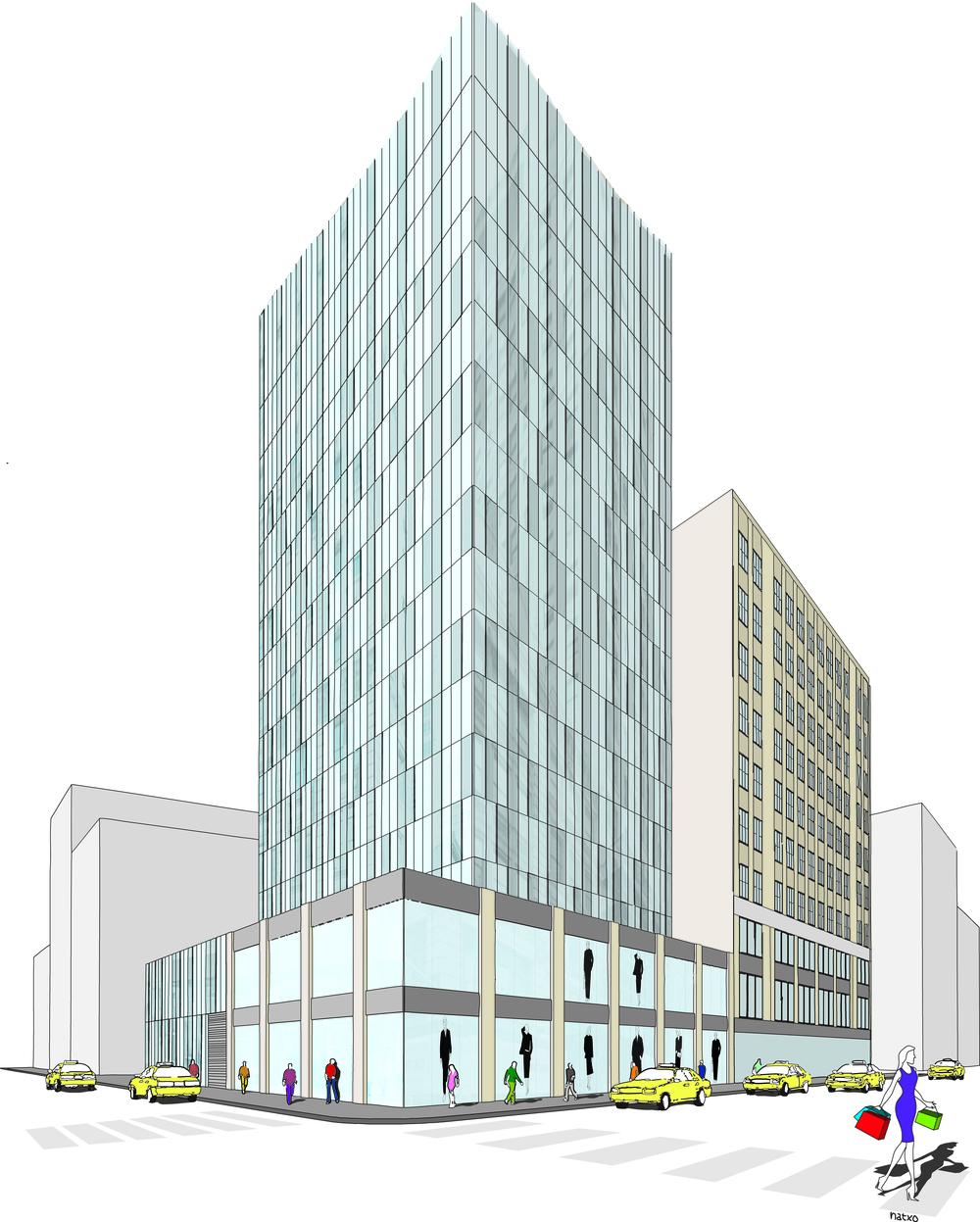 1185 Broadway - Hotel