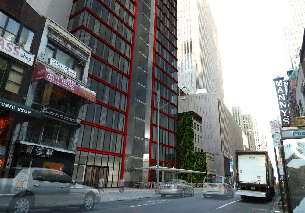 159W 48th street view
