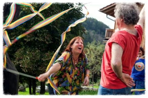 laughter wellness, C. Leisch