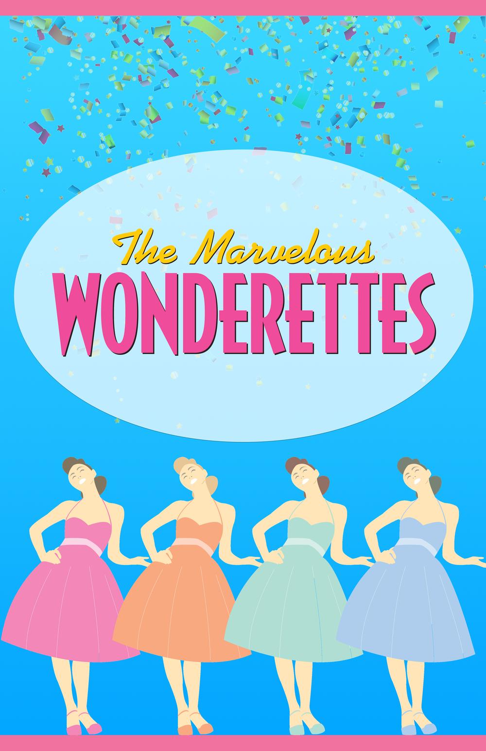 Wonderettes Poster.png