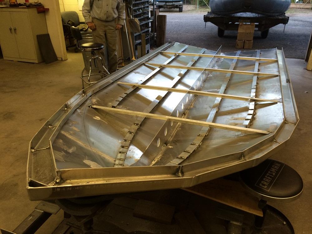 sport boat hull