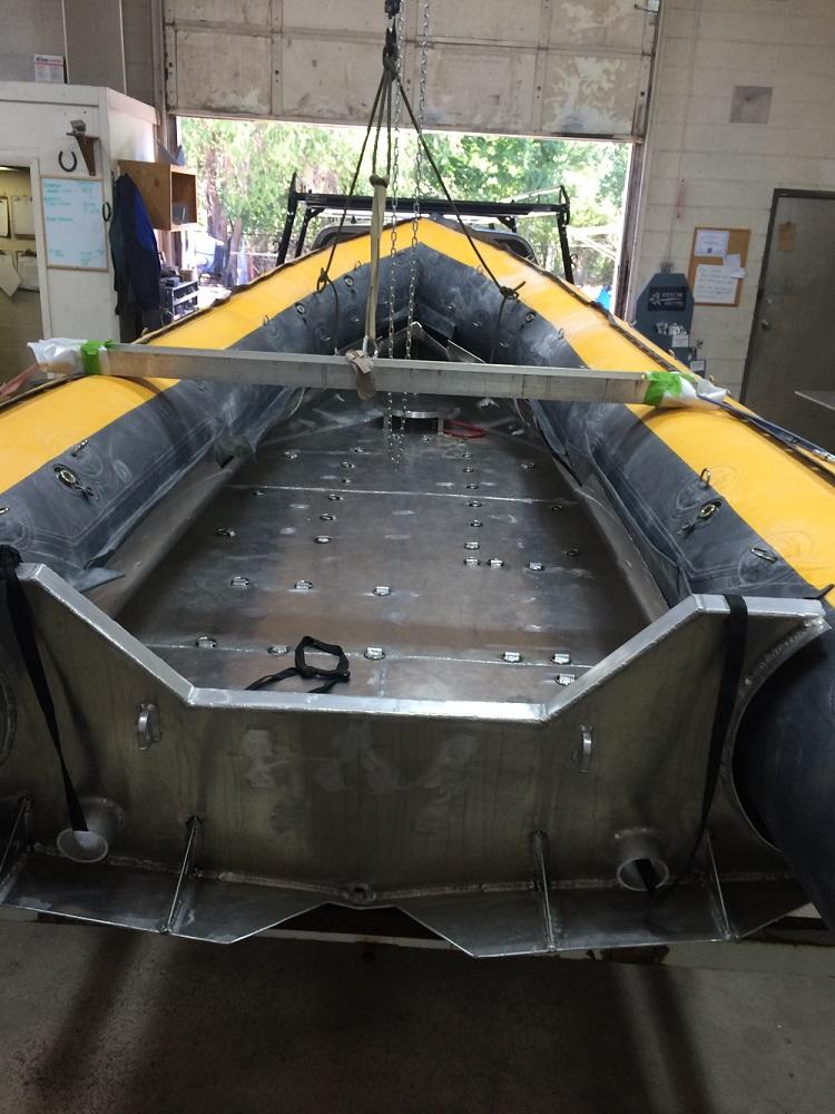 sport boat