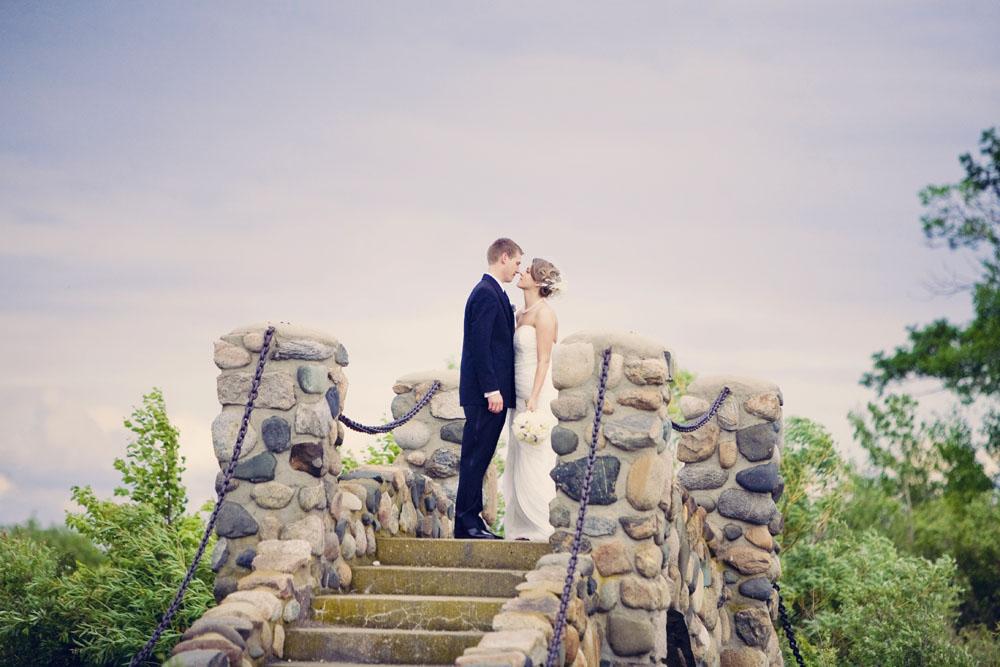 Northport Point, MI Wedding