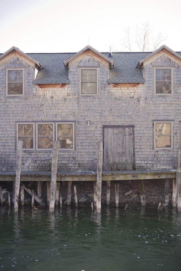 Photos of Whaleback and Fishtown, Leland, Michigan