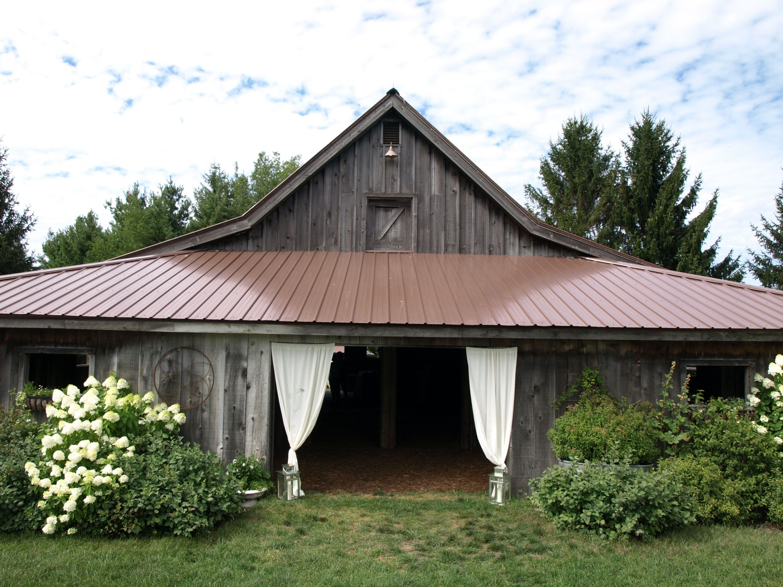Northern Michigan Farm Venues
