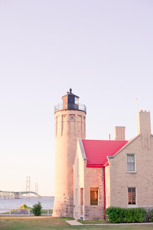 Mackinaw City Scenes