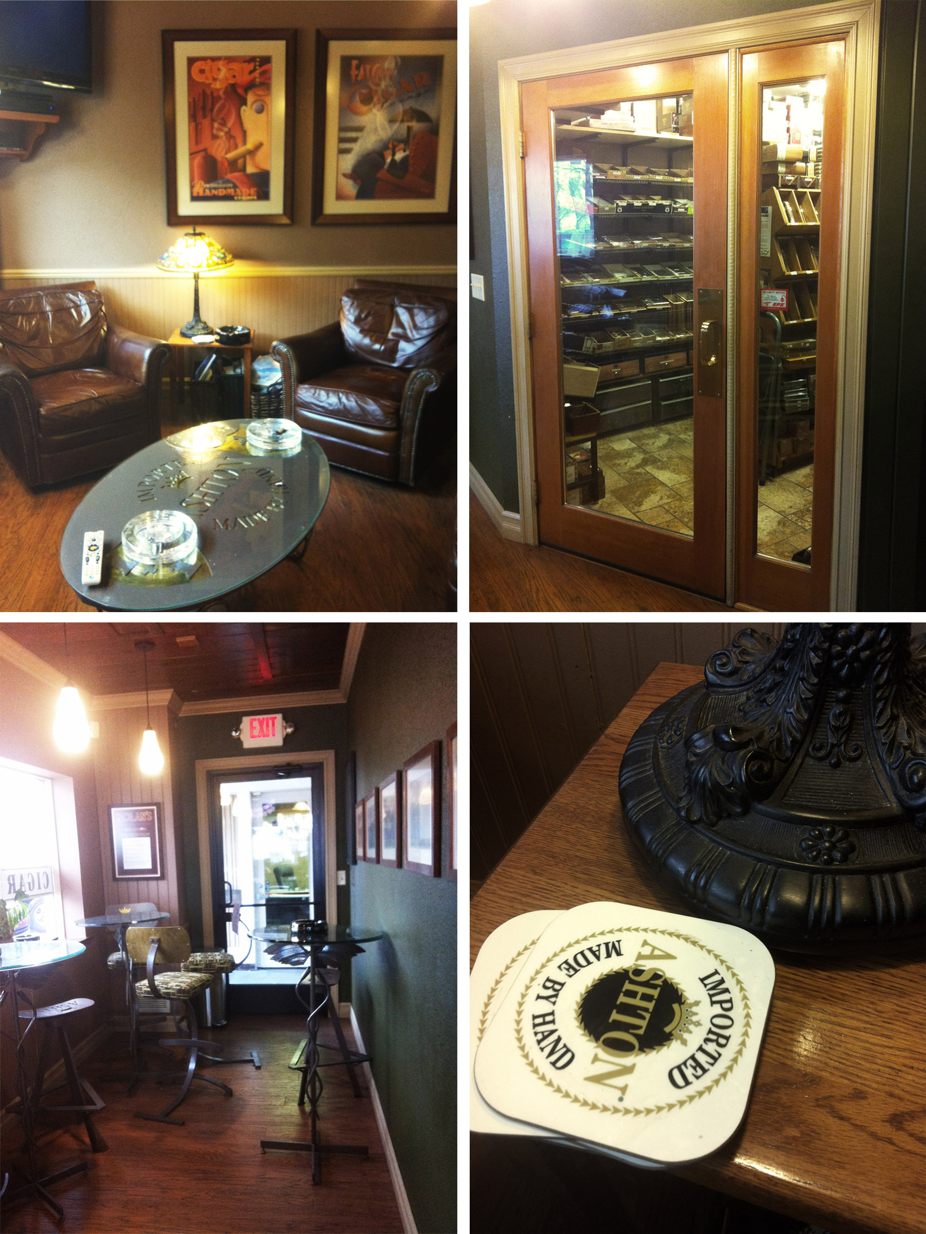 Out and About: Nolan's Cigar Shop — Simply Blue Weddings