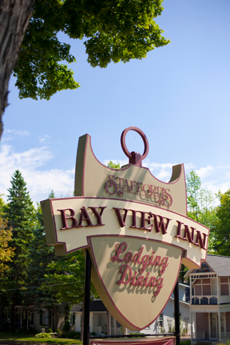 Stafford's Bay View Inn | Petoskey Michigan