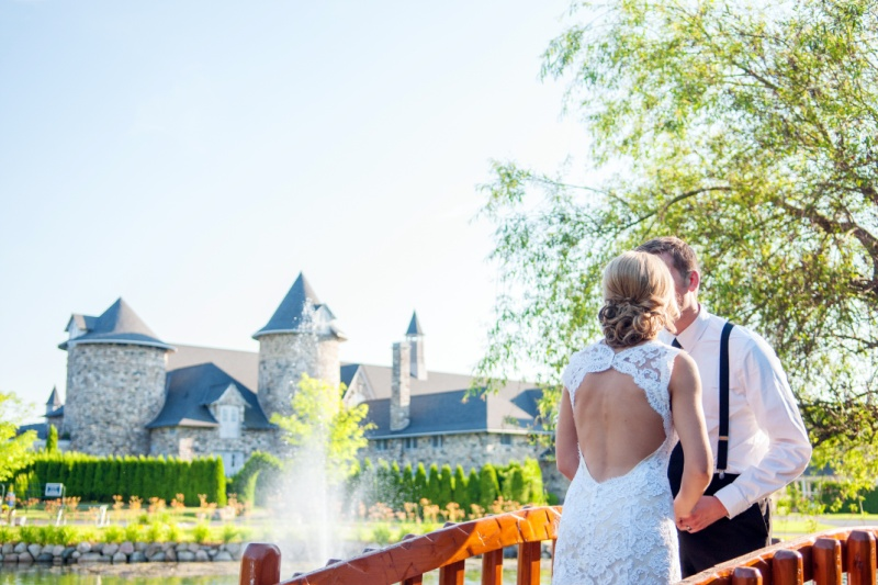 Castle Farms Simply Blue Weddings