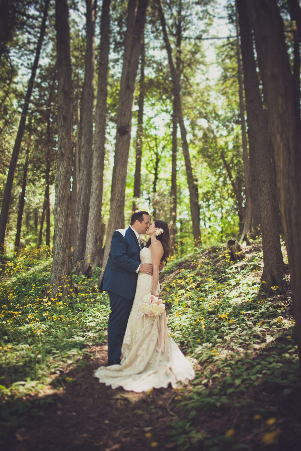 Kim & Paul | Mackinac Island