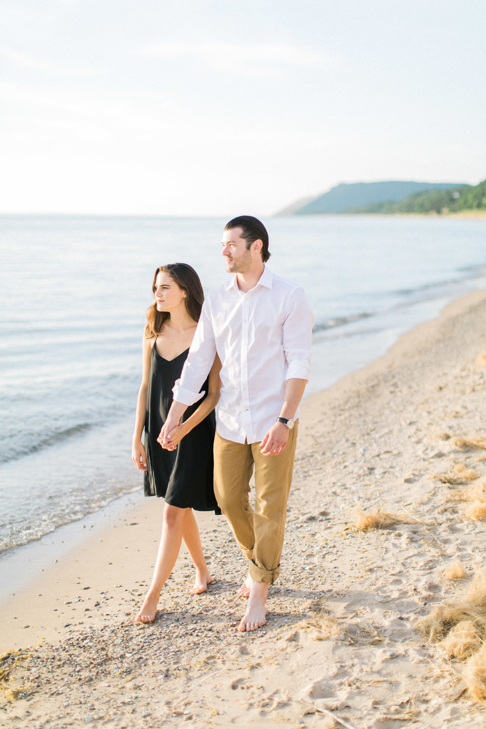Rachelle & Kevin | Lake Michigan, MI