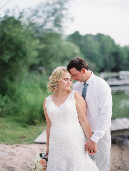 Alysse & Adam | Munro Lake, MI