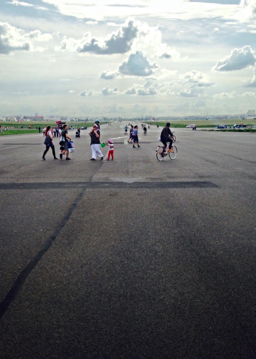 Tempelhofer Feld, 24.5.2014