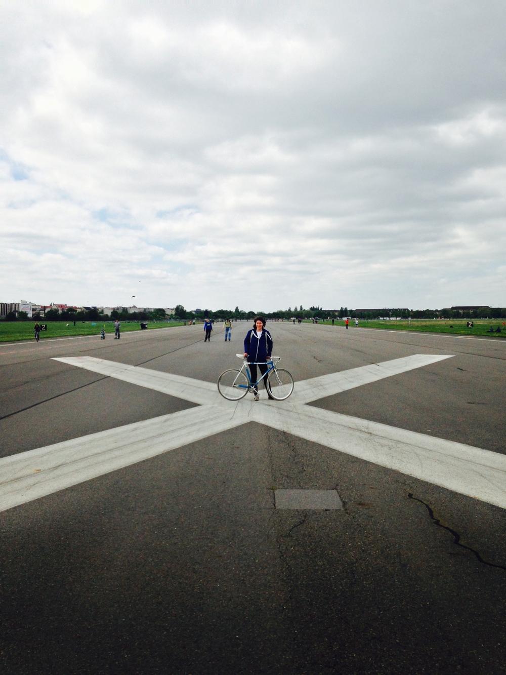 Tempelhofer Feld, 27.4.2014