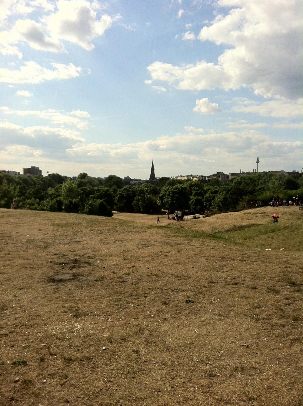 Görlitzer Park, 28.5.2012
