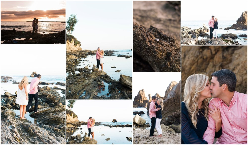 Newport Beach Engagement Session