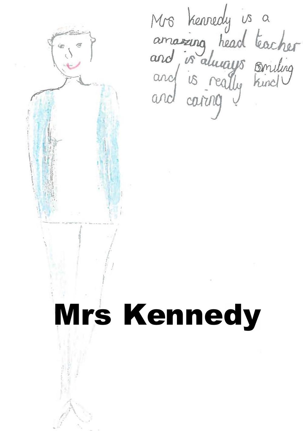 Mrs Kennedy