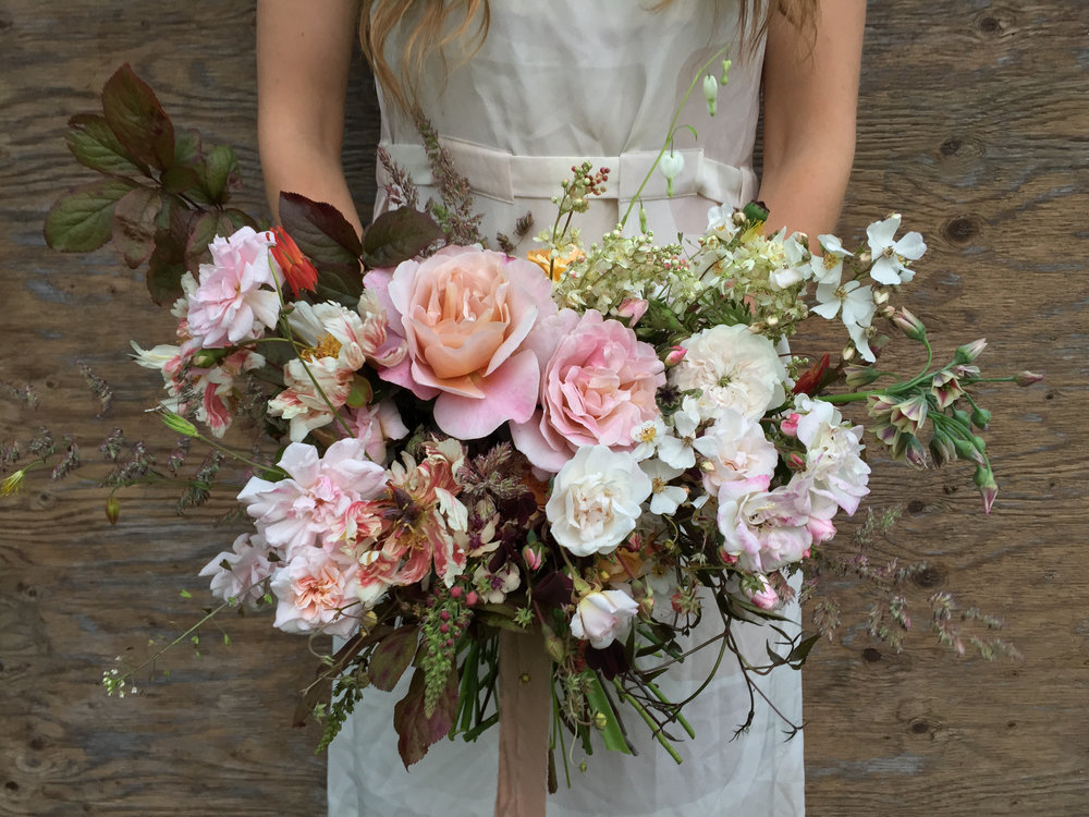 Bridal Bouquet by Siri Thorson