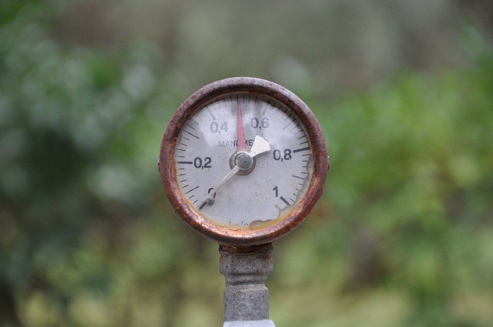 """"""" Gauge Ad Technology """" by  Dina Panneck  is  Public Domain ."""