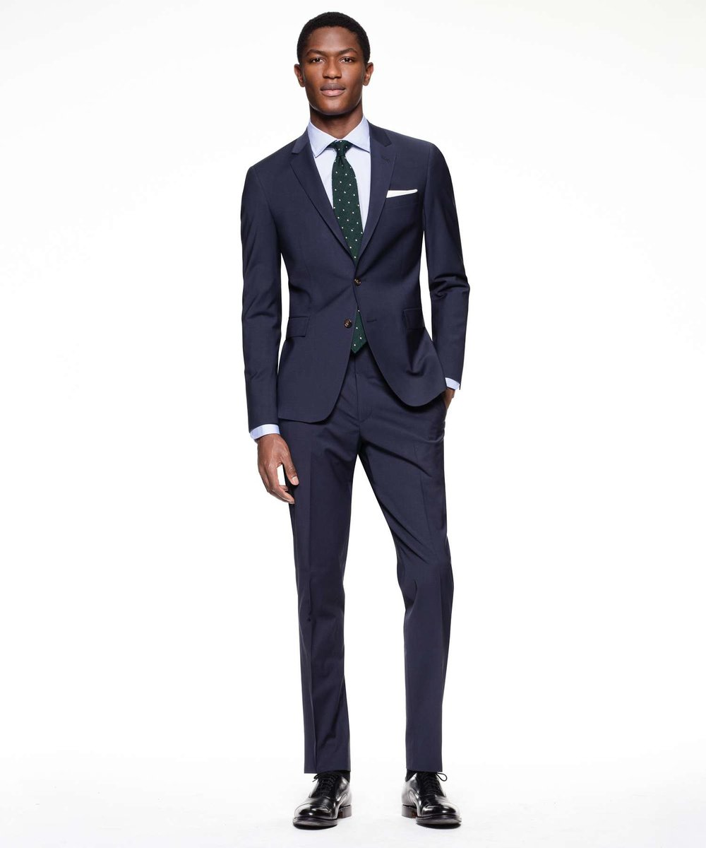 2.) $596  Todd Synder - Sutton Suit