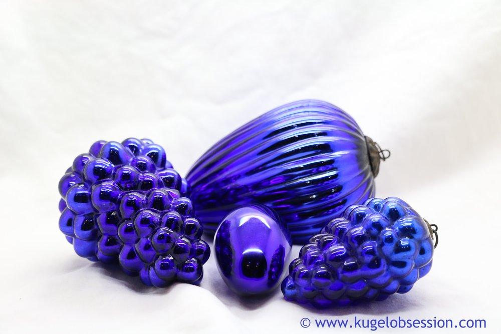 Blue Kugels for Sale