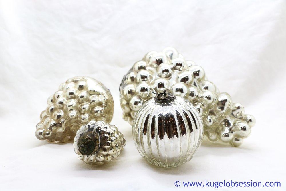 Silver Kugels for Sale